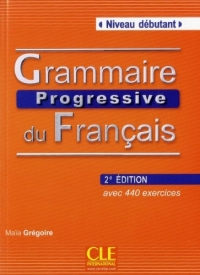 Grammaire Progressive du Français Débutant (2 books) - Click to enlarge picture.