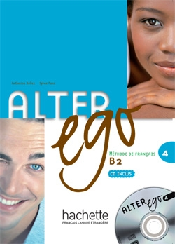 alter ego level one textbook with cd french edition