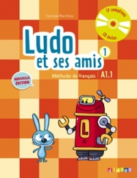 Ludo et ses Amis 1 (Set of 2 books) - Click to enlarge picture.