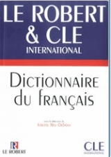 Dictionnaire du Francais Robert et CLE International