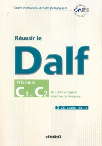 Dalf C1/C2 Workbook - Click to enlarge picture.