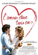 MOVIE DINNER : L'AMOUR DURE 3 ANS