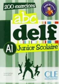 abc Delf Junior A1 Workbook - Click to enlarge picture.