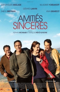 "CINE-MATIN ""AMITIES SINCERES"" - Click to enlarge picture."
