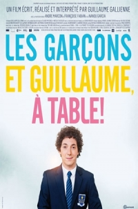 "MOVIE CLUB ""LES GARCONS ET GUILLAUME A TABLE"" - Click to enlarge picture."