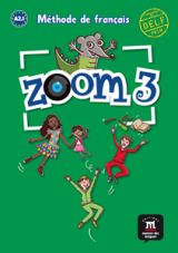 Zoom 3 (Set of 2 books)