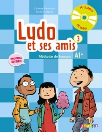 Ludo et ses Amis 3 (Set of 2 books) - Click to enlarge picture.