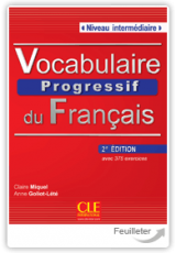 Vocabulaire progressif du Français Intermediaire (2 books)
