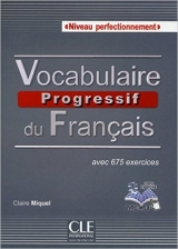 Vocabulaire progressif du Français Perfectionnement (2 books)